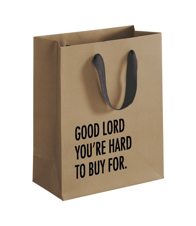 Hard to Buy Gift Bag