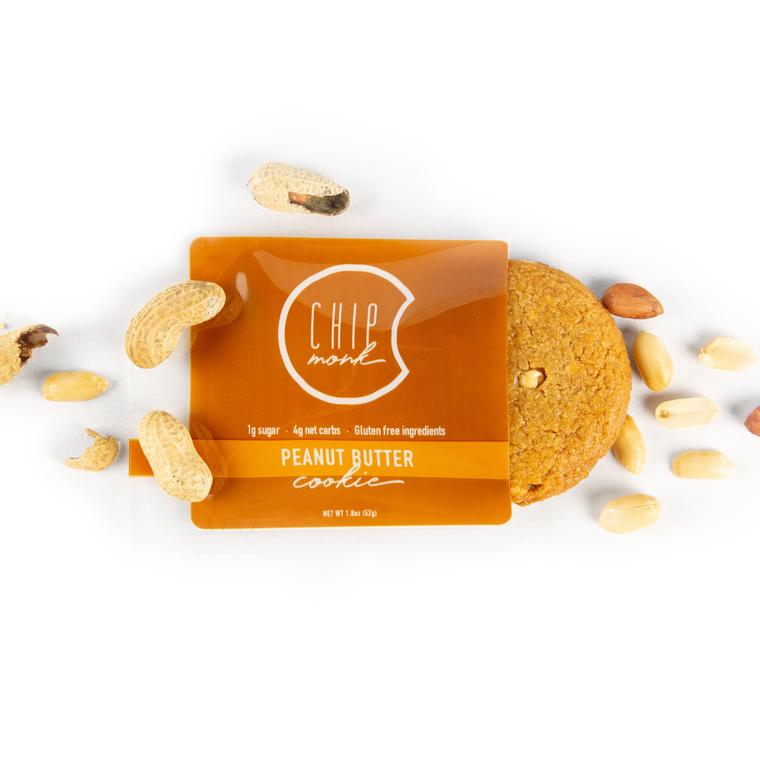 Peanut Butter Keto Cookie