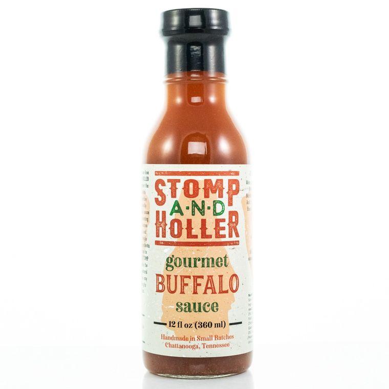 Stomp and Holler Gourmet Buffalo Sauce