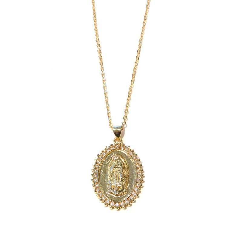 Midlength St. Mary Necklace