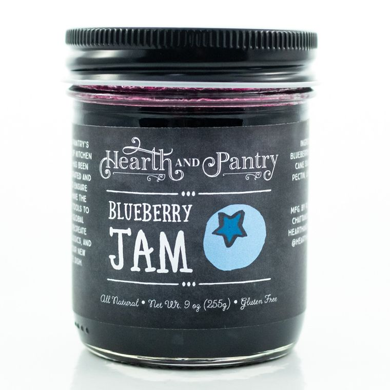 Hearth and Pantry Blueberry Jam