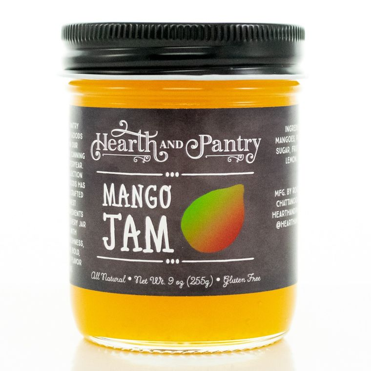 Hearth and Pantry Mango Jam
