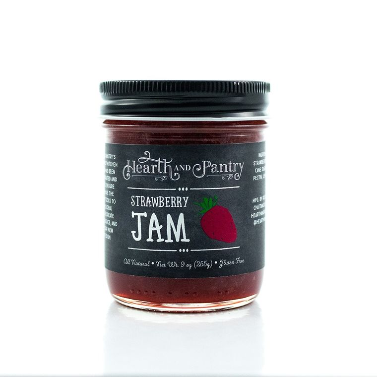 Hearth and Pantry Strawberry Jam