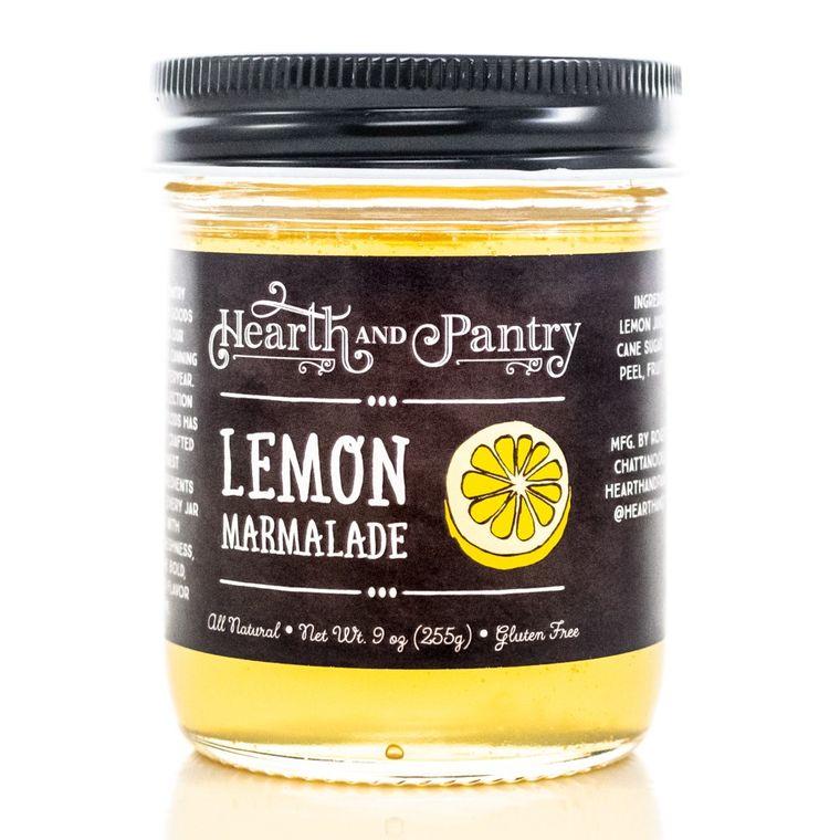 Hearth and Pantry Lemon Marmalade