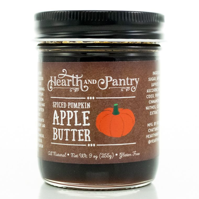 Hearth and Pantry Spiced Pumpkin Apple Butter