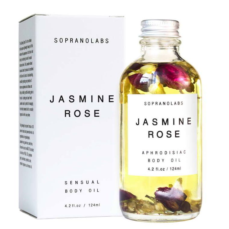 JASMINE & ROSE SENSUAL BODY OIL