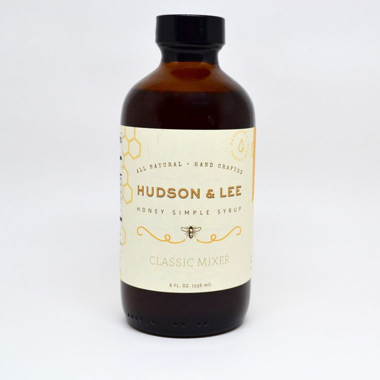 Hudson & Lee Original Flavor Honey Simple Syrup