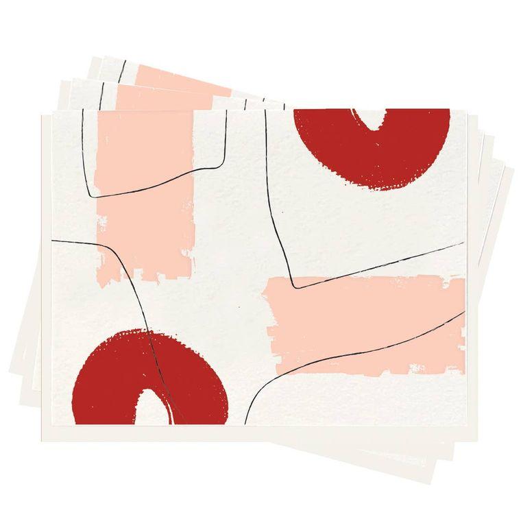 Paint 1 Stationery - Box Set of 6