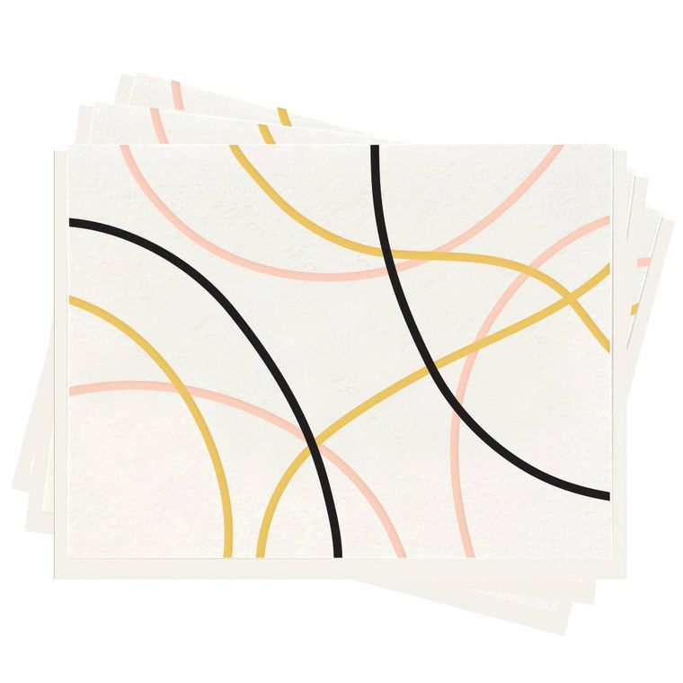 Paths Stationery - Box Set of 6
