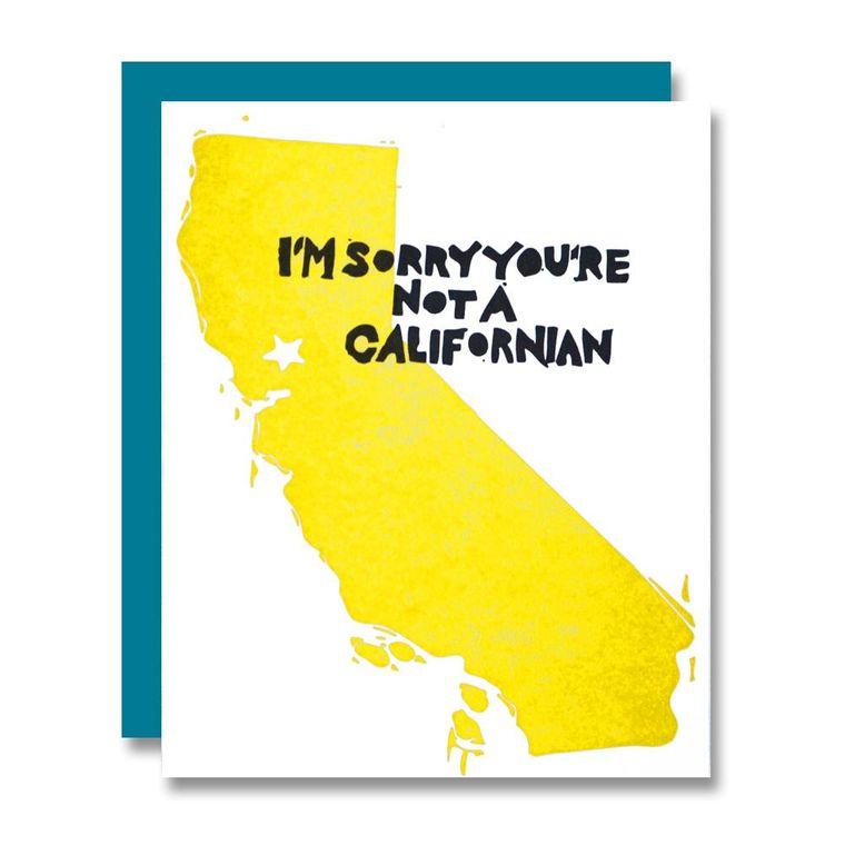 Cali Snob, Card