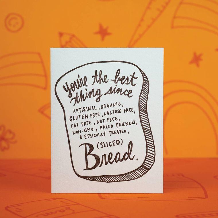 Artisanal Bread, Card