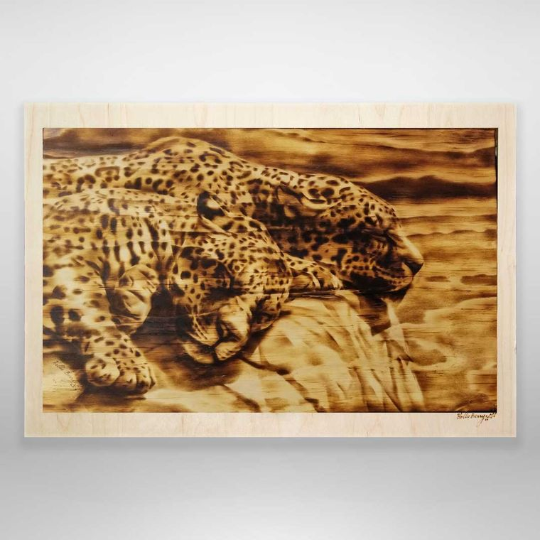 Languid (Jaguars, small)