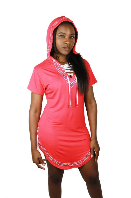 Bamboo Hoodie Dress