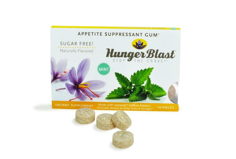 Hunger Blast Appetite Suppressant Gum