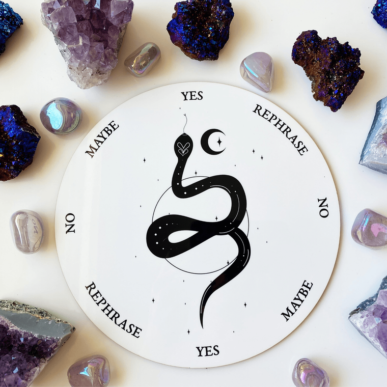 Snake Pendulum Board - 8 inch