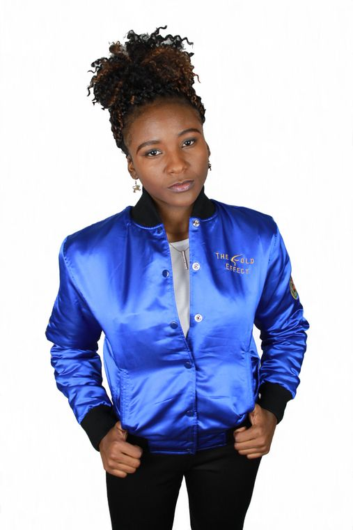 Travel Pack Jacket- Royal Blue