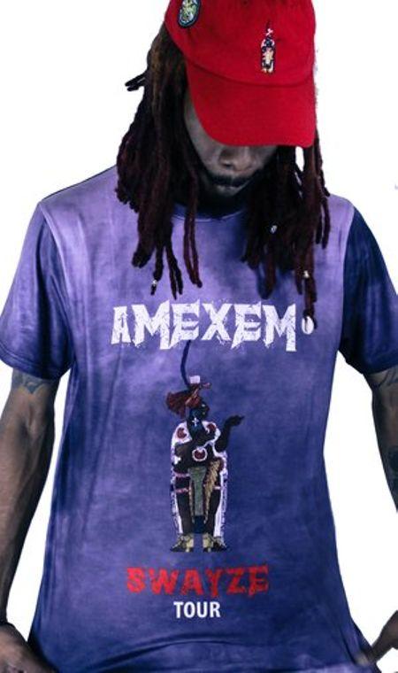 Amexem Swayze Tour Tee