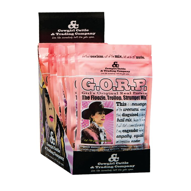The Floozie, Trollop, Strumpet Mix- Girl's Original Real Protein G.O.R.P.