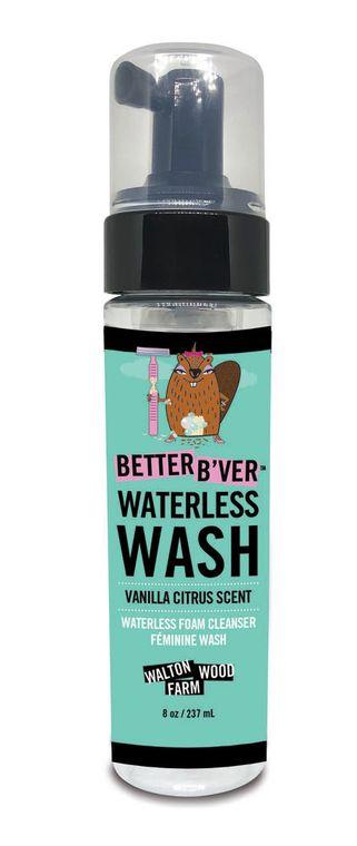 Better B'ver Waterless Wash