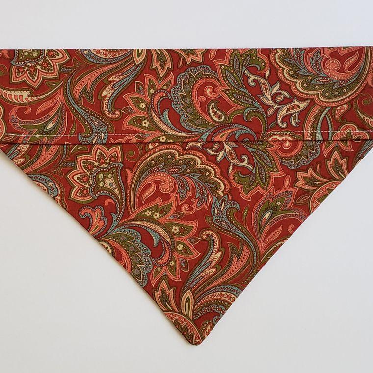 Over the collar pet bandana