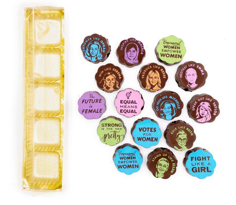 Phenomenal Women Chocolates