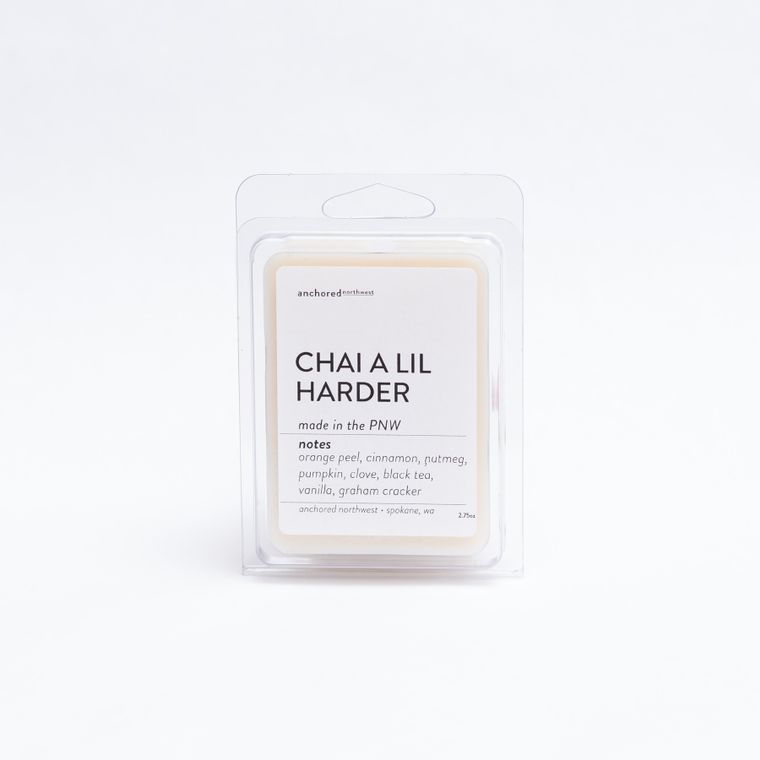 Chai a lil Harder - Soy Wax Melt