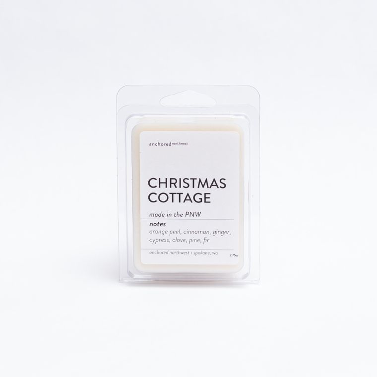 Christmas Cottage - Soy Wax Melt