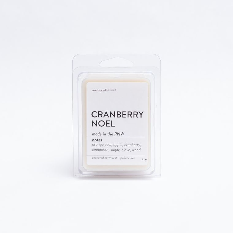 Cranberry Noel - Soy Wax Melt