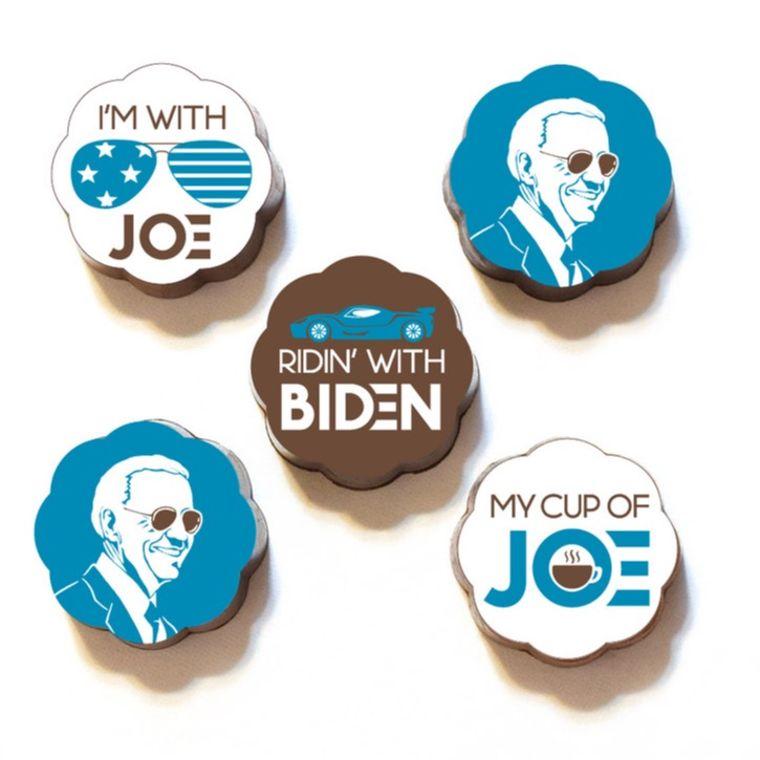 Joe Biden Presidential 2020 Election Chocolates