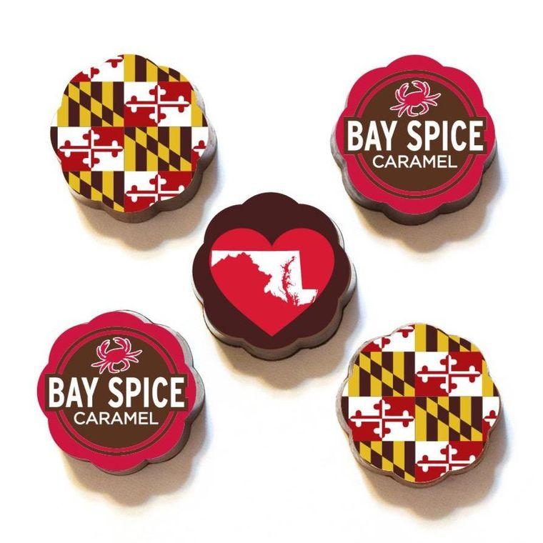 Maryland Pride Chocolates
