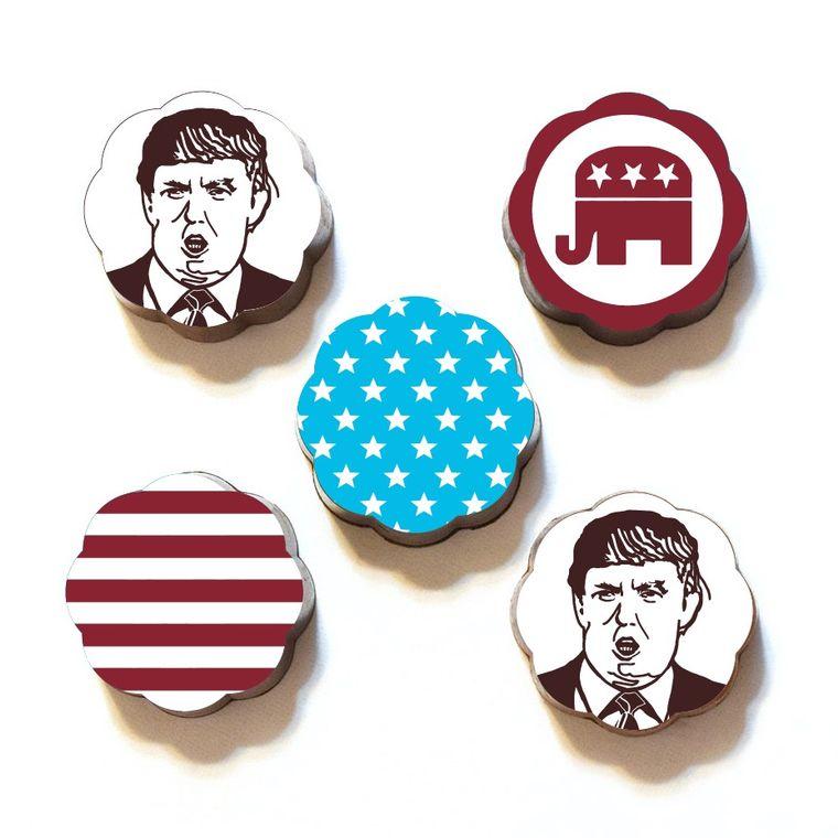 Donald Trump Presidential 2020 Election Chocolates
