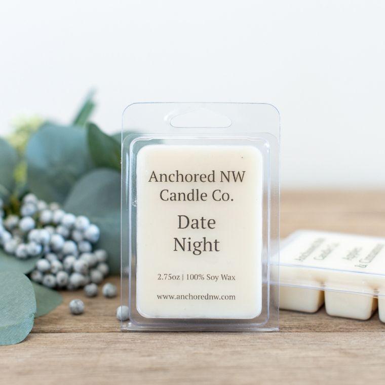 Soy Wax Melt - Date Night