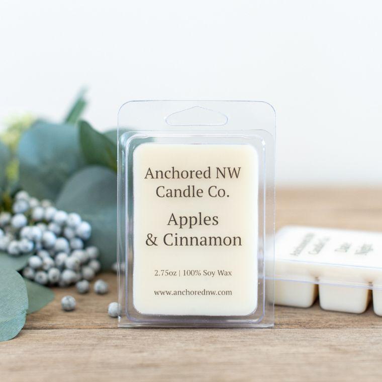 Soy Wax Melt - Apples & Cinnamon