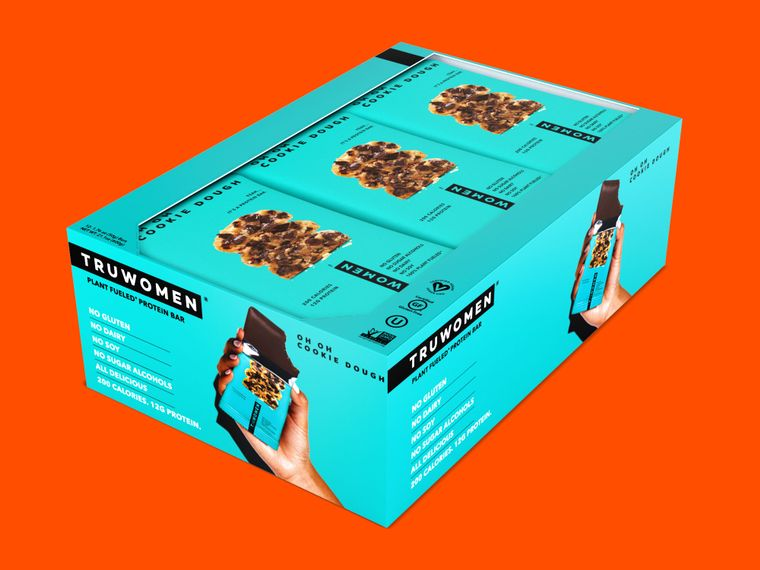 Oh Oh Cookie Dough TRUWOMEN Bar (12ct) caddy
