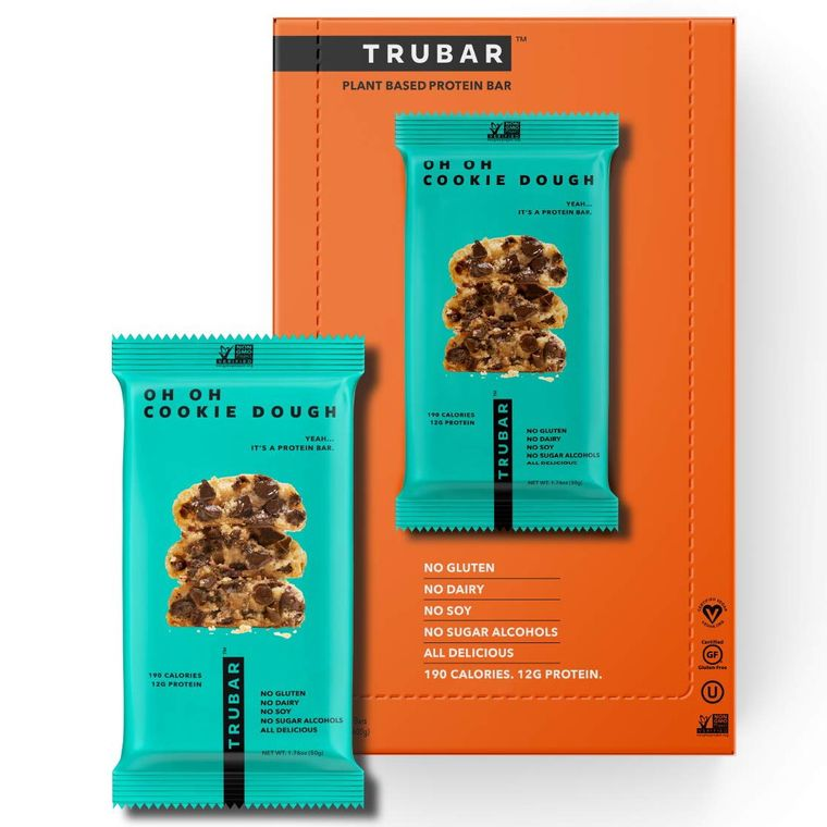 Oh Oh Cookie Dough TRUBAR (12ct)