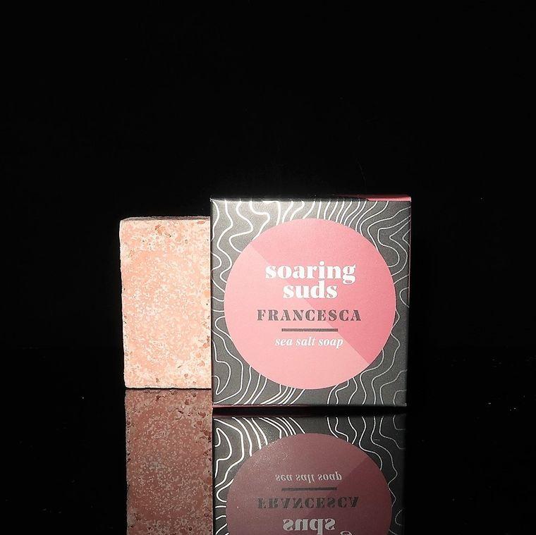Francesca Sea Salt Soap