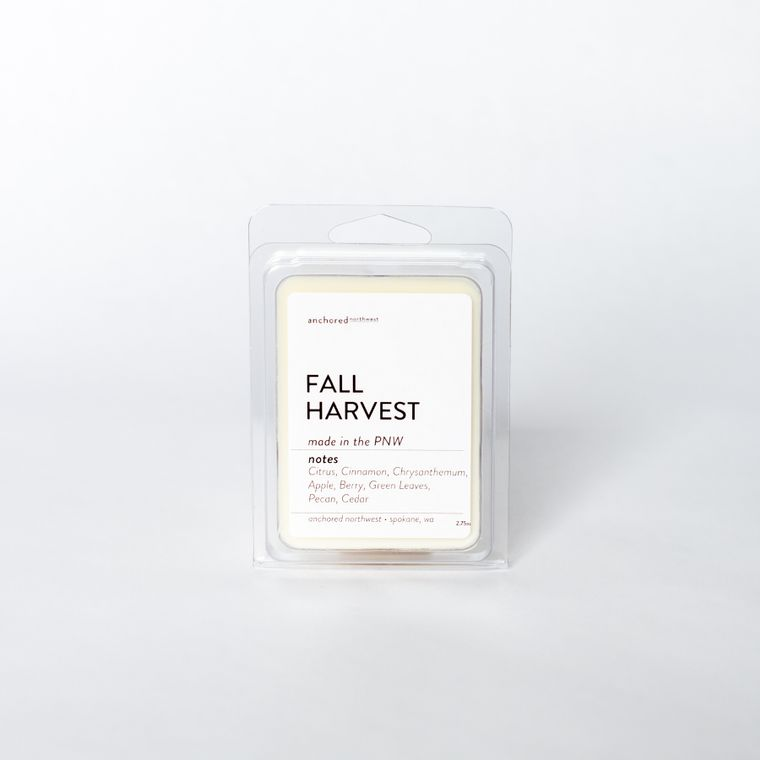 Fall Harvest - Soy Wax Melt
