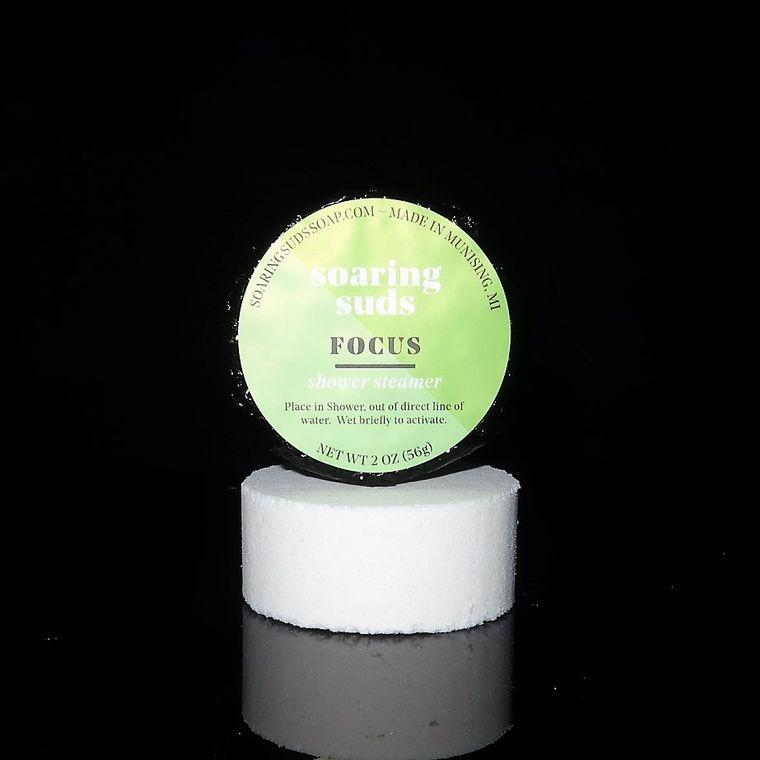 Focus Shower Steamer