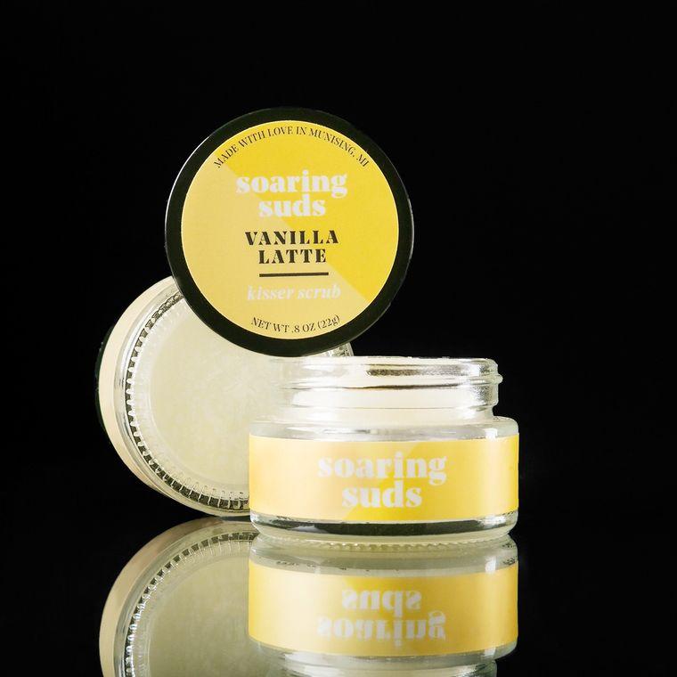 Vanilla Latte Kisser Scrub
