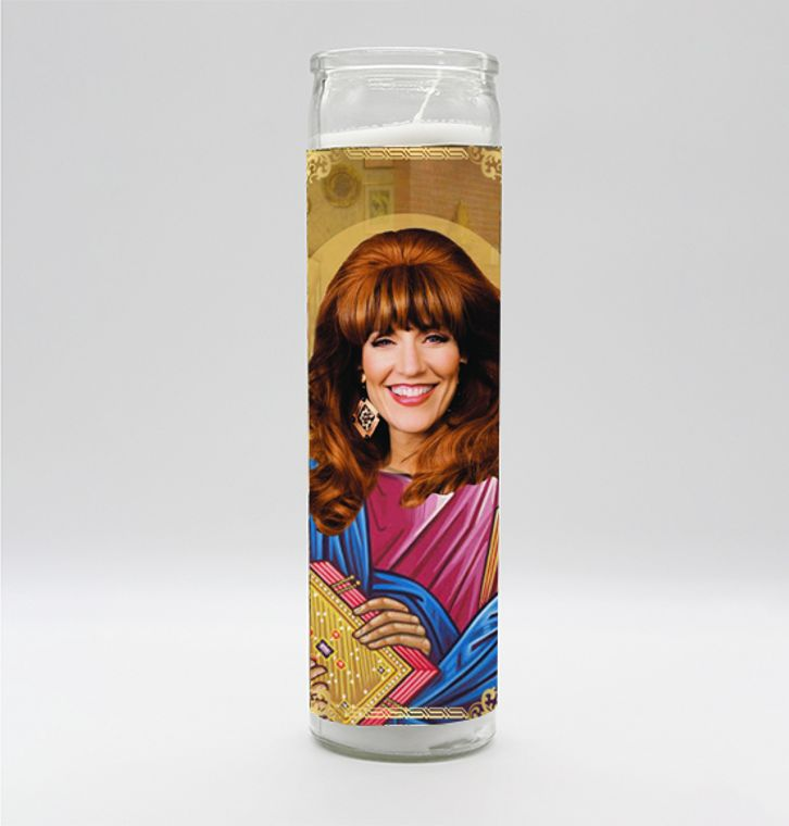 Married with Children - Peggy Bundy Candle