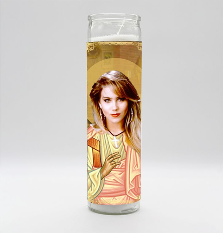Married with Children - Kelly Bundy Candle