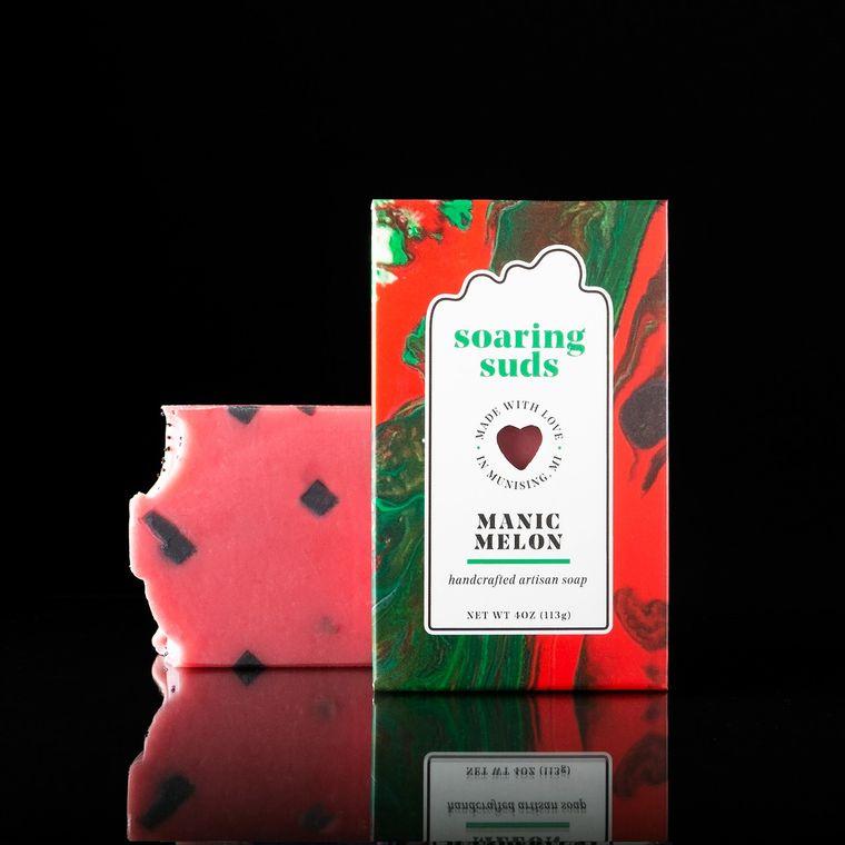 Manic Melon Soap