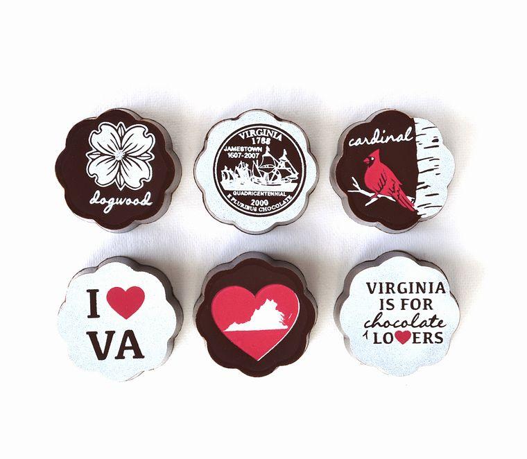 Virginia State Chocolates