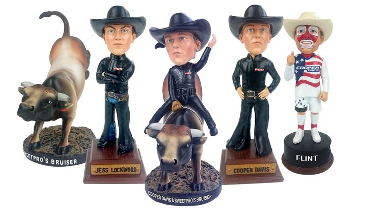 Professional Bull Riders Bobbleheads