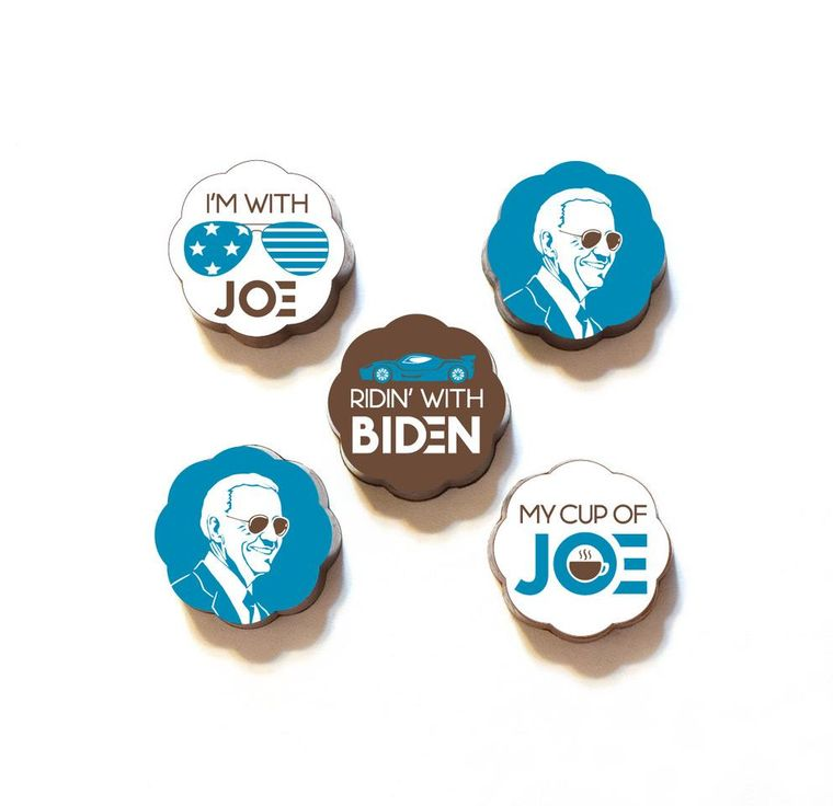 Joe Biden Chocolates