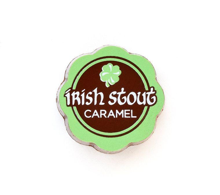 Irish Stout Caramels