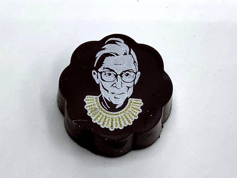RBG - Ruth Bader Ginsburg Chocolate