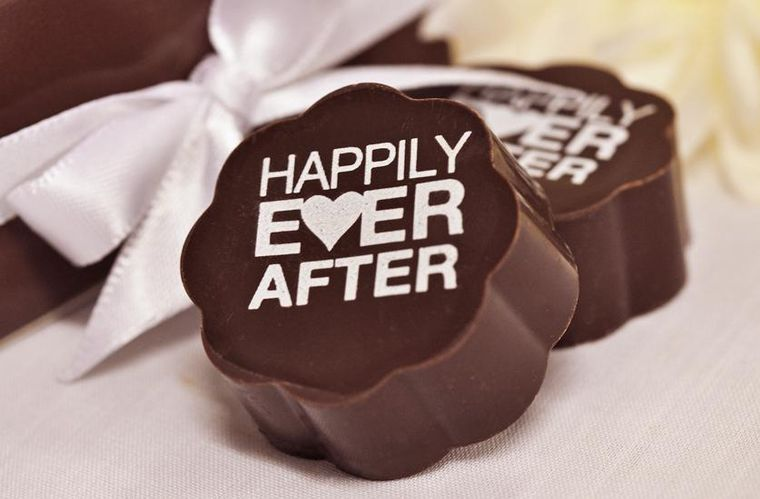 Happily Ever After Chocolates