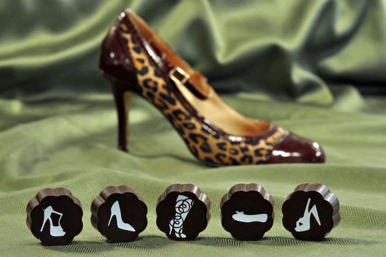 Shoes Chocolates