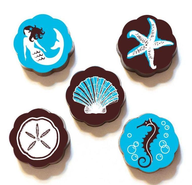 Beach Chocolates